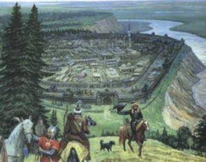 как жило и управлялось сибирское ханство