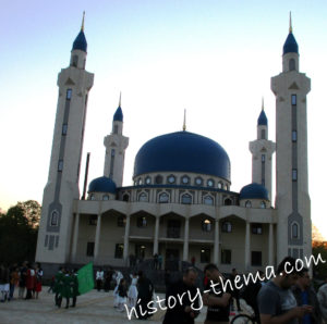 главная мечеть Майкопа