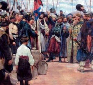 как управлялись раньше казаки что такое казачий круг