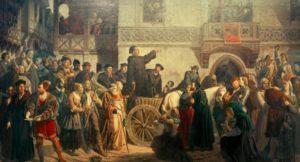 откуда происходит название протестантизм