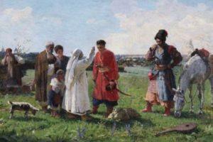 когда казаки стали особым народом субэтносом