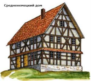 в каких домах жили немцы