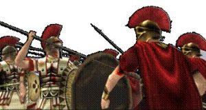 как развивались события первой малой пелопоннесской войны