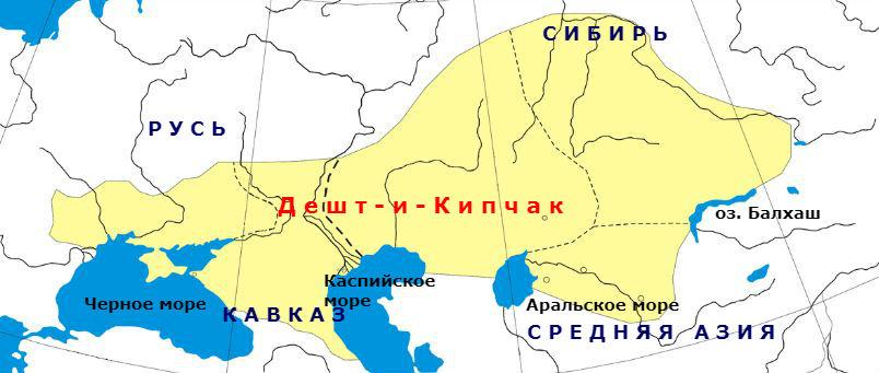 как появился казахский народ