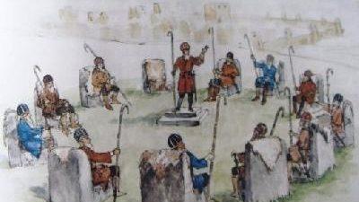 как управлялись нахские племена