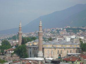 какие мечети построил Баязид