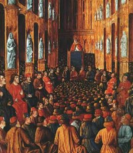 почему в средневековье так слушались церковь