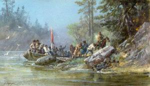 как начиналось освоение сибири русскими