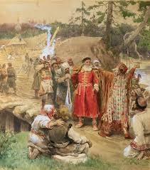 как русские стали заселять сибирь