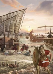как спарта победила афины