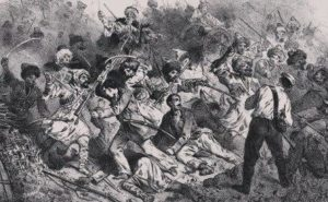 как чеченцы воевали в кавказскую войну с россией