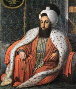 первые османские султаны