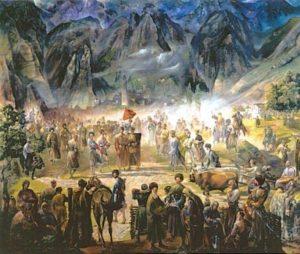 какие были обычаи и традиции у чеченцев
