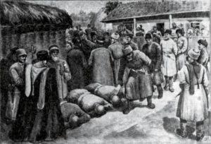 какие отношения были между разными чеченскими родами племенами тейпами