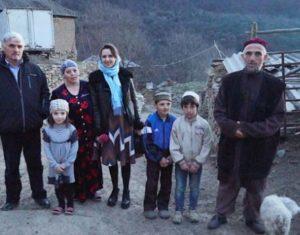 какие у чеченцев семьи