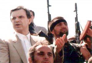 как началась первая чеченская война