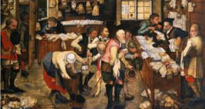 смешные налоги в истории