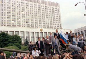 как пал советский строй режим