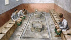 налог на мочу Древнем Риме