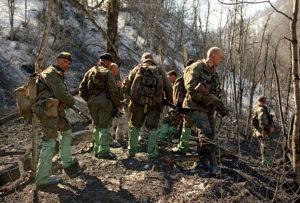 почему чеченцы проиграли в войне