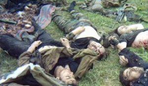 сколько в чечне погибло боевиков