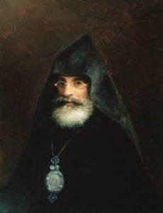портрет брата Айвазовского