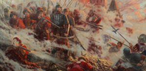 что за война была в смоленске в 1609 году