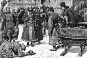 какие были тяжелые и трагичные периоды в российской истории
