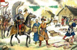 как россия воевала с поляками и литовцами речи посполитой