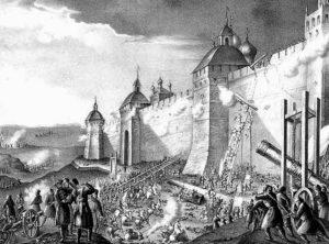 как шла гражданская война в россии в начале 17 века