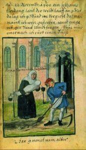 средневековые дети