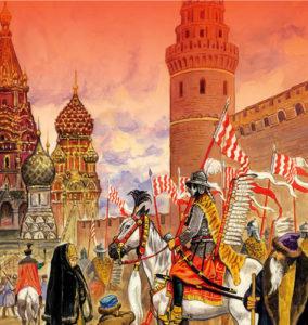 кто пустил поляков и литовцев в москву что такое семибоярщина