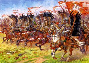 поляки еще приходили после того как их пожарский изгнал из москвы