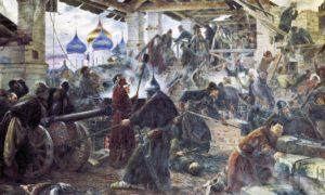какие в россии были самозваные цари