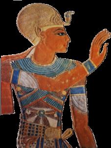 при каком фараоне были протесты