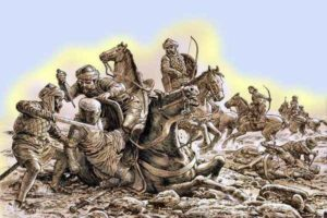 кто победил крестоносцы или мусульмане