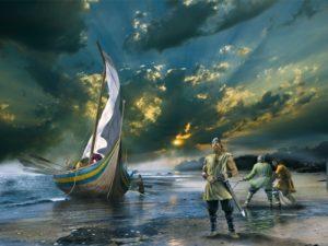 викинги название