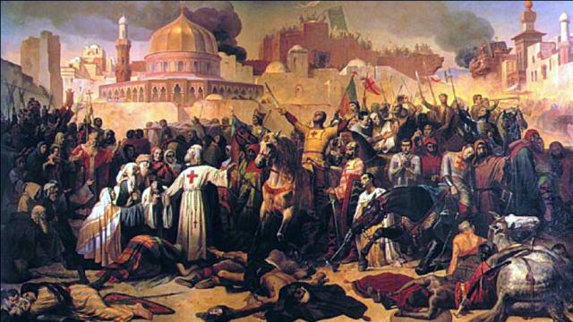 почему мусульмане проиграли крестоносцам первого похода