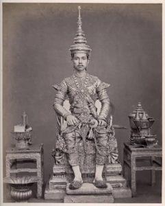 Сиам Таиланд короли