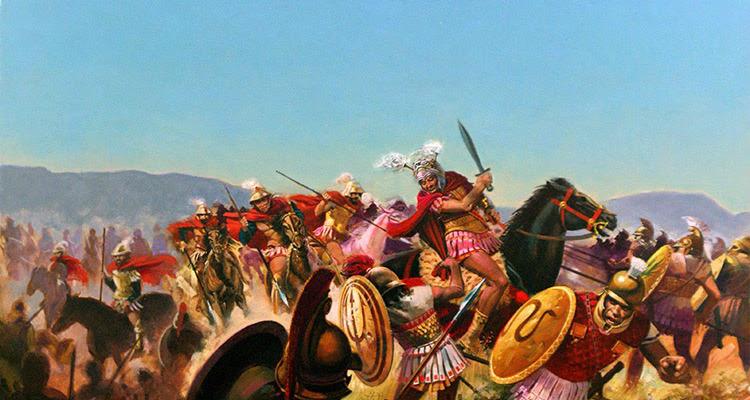 кто был отец александра македонского