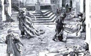 как чума черная смерть повлияла на развитие культуры возрождения