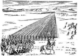 почему македонская армия была такой сильной