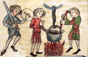 как пытали в древности