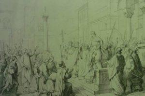 почему идеи возрождения распространились из италии по остальной европе