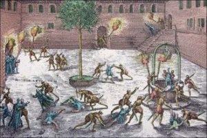 как гугеноты преследовали католиков