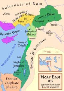 что такое киликийское царство