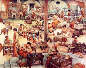 как жили люди в Риме
