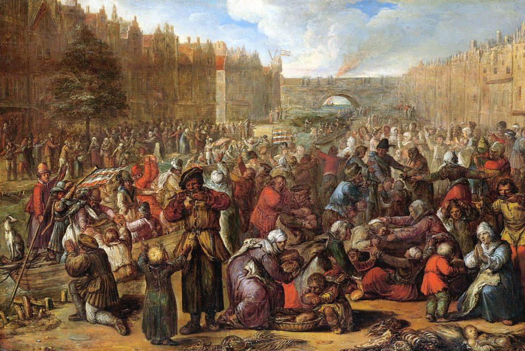 как реформация победила в нидерландах голландии