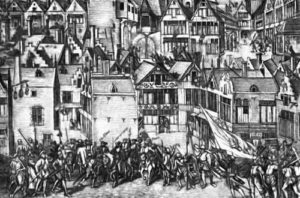 как проходила реформация в нидерландах