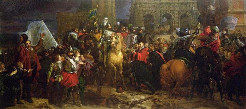 каковы были итоги религиозных войн во франции 16 века